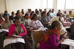 Community Health Workers as Agents of Change in Ethiopia (The Global Fund) Tags: training community hiv classroom class health learning ethiopia global fund tuberculosis malaria globalfund healthworker healthextensionworkers