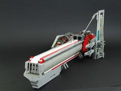 Apogee (rmx  3rd round) (05) (F@bz) Tags: sf lego space remix spaceship rmx moc starfighter