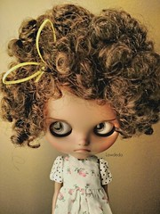My SpokesDollie for the Last 3 Weeks (Lawdeda ) Tags: toys for moving still dolls sad time no or it we hate blythe custom tbl pouty i picmonkey littledollsroom