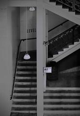level (dotintime) Tags: street urban up stair downtown steps down scene stairway level meganlane dotintime