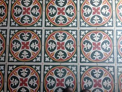 (carocampalans) Tags: textura azulejo fondo suelo decoracin geometra