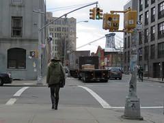 Space Invader NY_185 (tofz4u) Tags: street nyc people usa streetart ny newyork tile mosaic unitedstatesofamerica spaceinvader spaceinvaders revs cost invader rue mosaque artderue tatsunis ny185