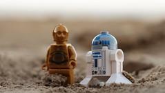 Lost Friends (melix200) Tags: nature rebel star sand war desert lego helmet battle scene r2d2 empire stormtrooper clone r2 legostarwars c3po blaster rebels battlefront legotoy legomania legofan legopic leogmoc