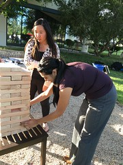 IMG_8209 (Keck Graduate Institute) Tags: sports students fun group lawn pharmacy jenga activities sop sopendofyearbbq042216