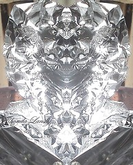 Silver Queen (rhonda_lansky) Tags: light sunlight abstract art metal silver visions design shiny experimental faces michigan abstractart surreal queen expressive mirrored symmetrical visual facial luminescence tinfoil flipped lightanddark abstractface silverqueen metalface faceart metalabstract lansky expressiveart silverface photoluminescence facialart abstractmirror symmetryart symmetricalart mirroredabstract surrealface mirroredart mirroredshapes abstractartdesign visualabstract symmetryartist symmetricalartist rhondalansky shapesmirrored