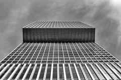 De Rotterdam side view (R. Engelsman) Tags: building netherlands architecture skyscraper rotterdam nederland koolhaas architectuur derotterdam wilhelminapier