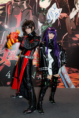 Twin Star Exorcists -Anime Japan 2016 (Ariake, Tokyo, Japan) (t-mizo) Tags: girls portrait woman art girl japan canon person tokyo women cosplay sigma showgirl   canon5d cosplayer companion lr lightroom tokyobigsight  ariake  bigsight   campaigngirl   lr6        lrcc eos5d3 animejapan eos5dmarkiii 5d3 5dmark3 canon5d3 eos5dmark3 5dmarkiiii  lightroomcc lightroom6 sigma2435mmf2dghsmart sigma2435f2 sigma24352 sigma2435mm sigma2435mmf2 sigma2435mmf2dg sigma2435mmf2dgart sigma2435mmf2art 2016 animejapan2016
