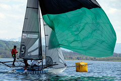 _DSF3810 (Frank Reger) Tags: bayern regatta skiff segeln segelboot 18ftammersee