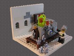 transmogrrificator 2 (BricksandBoosters) Tags: lego steampunk