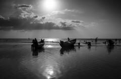 Brazil - Jericoacoara (Nailton Barbosa) Tags: brazil praia brasil de mar nikon jericoacoara barco bresil barcos brasilien cear kitesurf brasile pescador ce oceano brsil windsurf jeri d800 brazili  jijoca brezilya  simplesmente brazylia