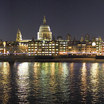 St Pauls and the Thames
