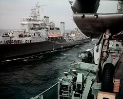 HMCS Ontario (DRGorham) Tags: cruiser hmcs rcn royalcanadiannavy