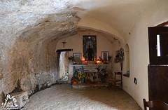 Interno Eremo di San Bartolomeo in Legio - Majella - Abruzzo - Italy