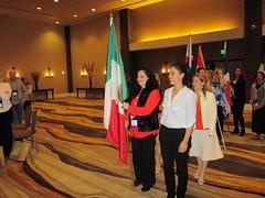 Flag Procession 7