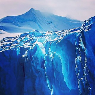 """Ancient monument"" - #antarctica #glacier #blue #blueice #ice #massive #frozen #towers #crevasse #snow #sculpture #mountain #windy #clouds #beautiful #dangerous# ancient #environment #subzero #love #art #lifeofadventure #zodiac #createexplore #photoofthed"