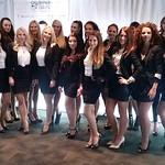 9.10.15 Nogometna tekma Slovenija:Litva. Hostese NZS