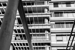 Mi querida facultad #1xDa (036-366) (Danel Aisemberg) Tags: white black blanco lines buildings 50mm arquitectura edificios nikon y geometry 14 negro full frame nikkor fx arquitecture lineas d610 tensin geometra