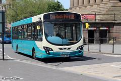 2955 (MX09 JHK) - Liverpool (didsbury_villager) Tags: liverpool 2955 arrivanorthwest mx09jhk