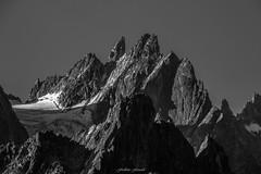 Un Matin sur l'Aiguille de Blaitire (Frdric Fossard) Tags: nature lumire altitude glacier neige chamonix alpinisme matin cime clart crtes aiguillesdechamonix luminosit massifdumontblanc hautemontagne rimaye artes aiguilledeblaitire
