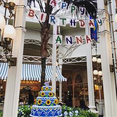 2(*^^*) #CristalPalace#FROZEN#E... (Disney Cakes) Tags: world birthday castle cakes make cake frozen baking orlando princess disney mickey fl how minnie wdw pops walt