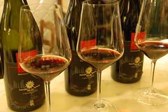 verticale faro palari 2009 2008 2007 (burde73) Tags: faro wine sicily tasting taormina vigne sicilia vino banfi nocera degustazione castellobanfi nerellocappuccio andreagori banfidistribuzione rossosoprano nerettomascalese santan salvatoregerani faropalari