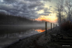 The Sun Went Down The Fog Rolled In (Oram24) Tags: challengegamewinner