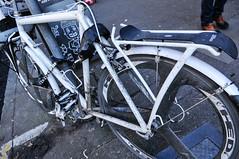 Courier Boyd Littell and his work bike-3.jpg (BikePortland.org) Tags: couriers messengers workbike bikemessengers boydlittell