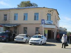 Shop near Central Bazaar (bibitalin) Tags: kazakhstan aktobe  aktyubinsk aqtobe qazaqstan    aktubinsk aktiubinsk