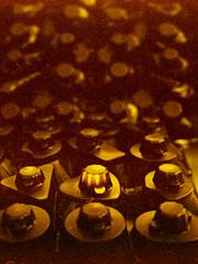 chocolate free landscape (pho-Tony) Tags: slr japan pen japanese prime xpro fuji crossprocess shift olympus velvia crossprocessing frame half ft autos halfframe f18 50 expired olympuspen hue e6 zuiko 18x24 118 fujivelvia 38mm c41 olympuspenft colourshift fzuiko olympuspenf tetenal 18x24mm f38mm