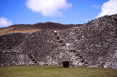 Staigue Stone Fort (demeeschter) Tags: ireland sea mountains heritage archaeology stone landscape fort kerry ring historical peninsula