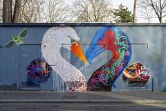 Marko 93 (Sbastien Casters) Tags: street streetart paris france art graffiti urbanexploration 93 marko urbain graffitis marko93