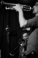 cuivres et pavillons -2348.jpg (stphane ribrault) Tags: concert jazz trombone musique melle trompette cafduboulevard lesartsenboule