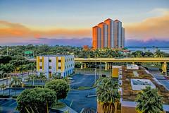 Downtown Fort Myers, Florida, U.S.A. / The City of Palms (Lago Tanganyika) Tags: usa tower florida highrise metropolis condominium leecounty fortmyers southwestflorida sunshinestate jorgemolina nikond3300