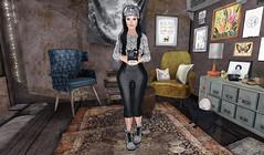 LOTD# 743 (Annika Neiro - Just addicted to fashion Blog) Tags: glow tag nana elysium due thedressingroom drbc candycrunchers thegachagarden suicidedollz totallytopshelf {scene}