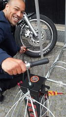 Bike Repair Station | Fahrrad Reparatur Station | Public Air Pump | IBOMBO (IBOMBO) Tags: public station bike bicycle stand reparatur flat air rad tire tools pump repair maintenance fahrrad toolkit racks selfservice radweg bikeparking luftstation ibombo