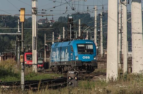22.09.2006 Österreich. Salzburg. ÖBB 1016 023