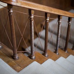 Eltham Palace (itmpa) Tags: 1936 square 1930s stair staircase crop cropped artdeco 20thcentury 1933 courtauld elthampalace eltham englishheritage courtaulds virginiacourtauld 193336 stephencourtauld seelypaget