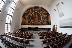 Holy Room (Hkan Dahlstrm) Tags: museum architecture photography se skne chair chairs sweden interior room f10 8mm uncropped malm 2016 xe2 malmkonstmuseum sknecounty sek 19114022016113938