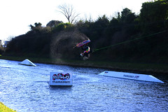 KITE SURFING (dale hartrick) Tags: kitesurfing watersports hilsea southcoasth2o