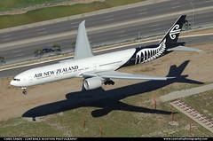 Air New Zealand B77W ZKOKR ($and$man) Tags: airplane losangeles aircraft landing boeing lax 777 airnewzealand staralliance klax zkokr