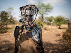 Mursi Tribe - Ethiopia 2016 (Yago Ruiz · Photography) Tags: africa hammer bena nikon 28mm valley tribes ethiopia mursi omo etiopia dorze f18g
