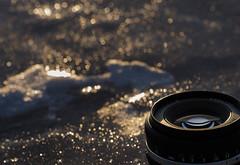 Best Lens In The World! (bernardmelus) Tags: old winter ice lens 50mm e series pancake nikkor