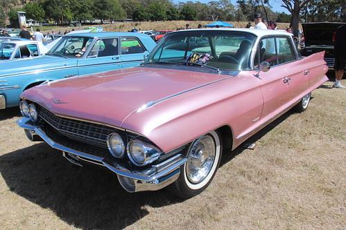1961 Cadillac Series 62 4 door 4 window Hardtop