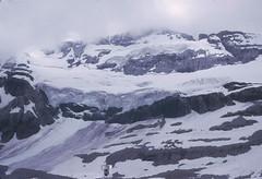 Mont Perdu face N en 1973 (pierrelacour95) Tags: glaciers