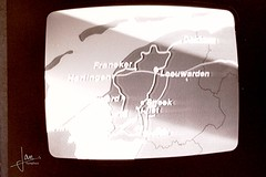 Elfstedentocht 1985 - TV Beelden (glanerbrug.info) Tags: 1985 elfstedentocht