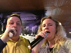 "Wednesday night karaoke at Sunset Downtown Water Street in Henderson Nevada • <a style=""font-size:0.8em;"" href=""http://www.flickr.com/photos/131449174@N04/25080474055/"" target=""_blank"">View on Flickr</a>"