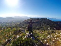 YDXJ1019 (Mancusomancuso) Tags: mountain sicily monte sicilia bagheria escursione catalfano