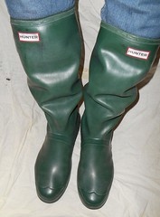 Hunter Tourer (Lisban2009) Tags: wellies rubberboots gummistiefel