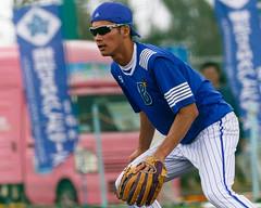 20160212-6586.jpg (midoguma) Tags: 小杉陽太 横浜denaベイスターズ 宜野湾市立野球場
