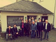 Besuch im Schieferbergbaumuseum in Schmallenberg-Holthausen
